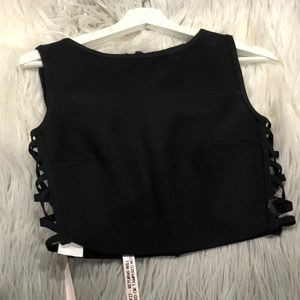 House of CB crop top